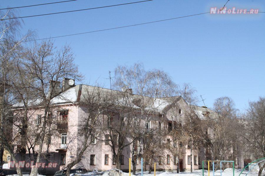 Нижний Новгород, Сормовский район, улица Сутырина,  4