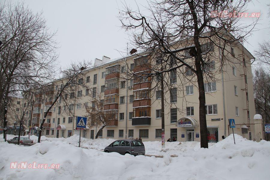 Нижнем район сормовский знакомства в новгороде
